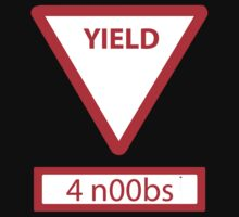 YIELD by Ajmdc
