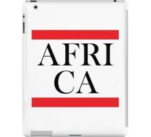 Africa Design iPad Case/Skin