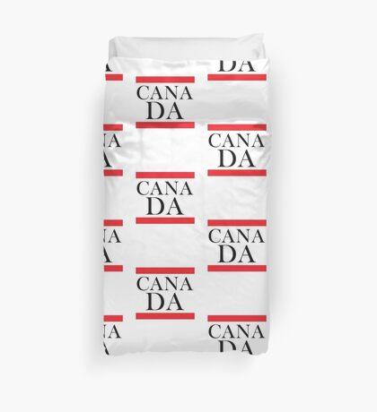 Canada Design Duvet Cover