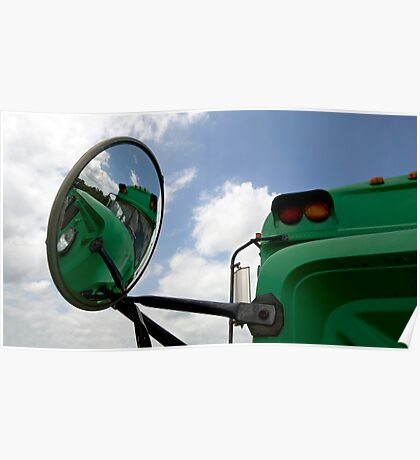Side View Mirror Poster