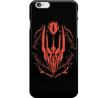 One Ring (Red) iPhone Case/Skin