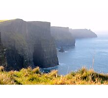 Cliffs of Moher 1 Photographic Print