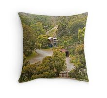 Ellis Brook Valley Throw Pillow