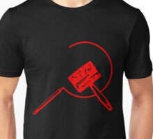 Art Community (Black and Red) Unisex T-Shirt