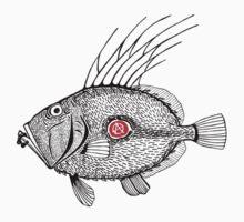 Punk fish 2 T-Shirt