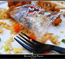 Gourmet panda express by Laura Thai