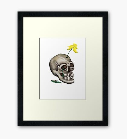 Peace in War Framed Print
