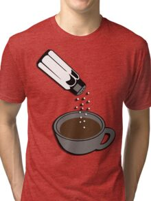 Salty coffee... Tri-blend T-Shirt
