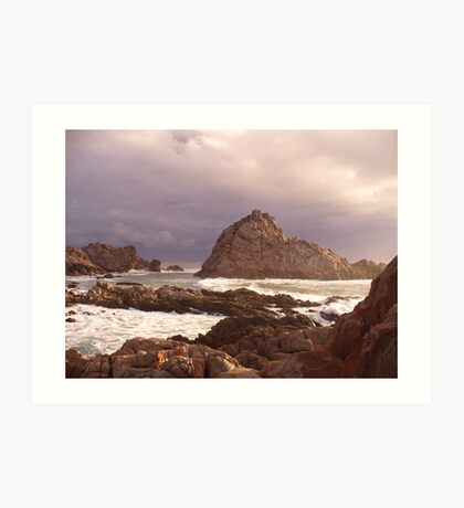 sugarloaf rock Art Print