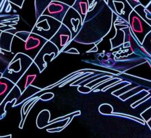 NEON PLAYFUL Sticker