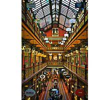 Strand Arcade Photographic Print