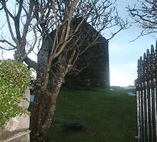 Old Cemetery entrance by John Quinn