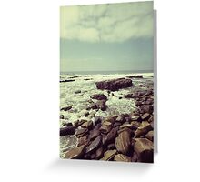 Tidal Flow Greeting Card