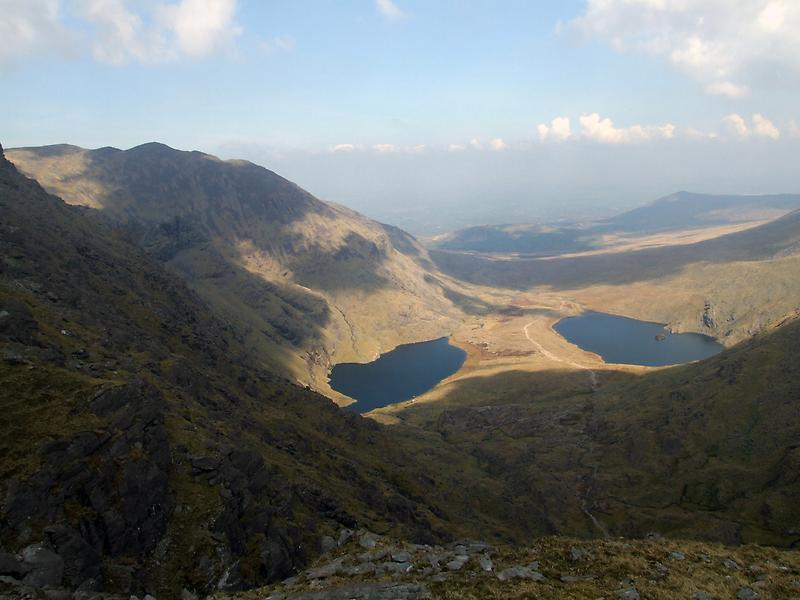 Carrauntoohil view by John Quinn