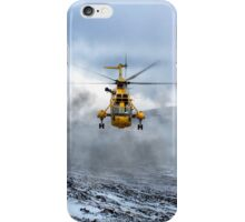 Rescue Bird  iPhone Case/Skin