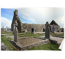 Cross Church ruins Poster