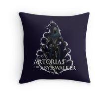 Artorias The Abysswalker Throw Pillow