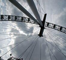 London Eye by Weirdfish695