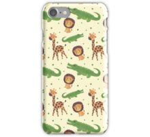 Welcome to Africa iPhone Case/Skin