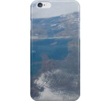 The United Kingdom From Space - UK / Photo from the International Space Station iPhone Case/Skin