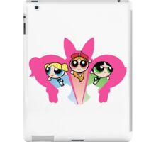 Sugar, Spice, And Everything Nice iPad Case/Skin