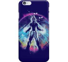 balancing universe iPhone Case/Skin