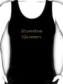 Zumba Queen T-Shirt - Fitness Dance Clothing T-Shirt