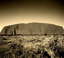 Uluru by Wayne Holman