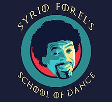 GOT - Syrio Forel's School of Dance by jeanmafuentes
