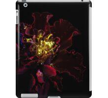 UV Induced Bio-luminescence 6 iPad Case/Skin