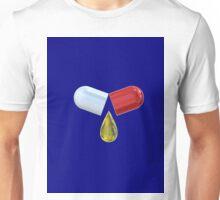 liquid in a pill Unisex T-Shirt