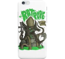 Sewer Lords: The RatPope iPhone Case/Skin