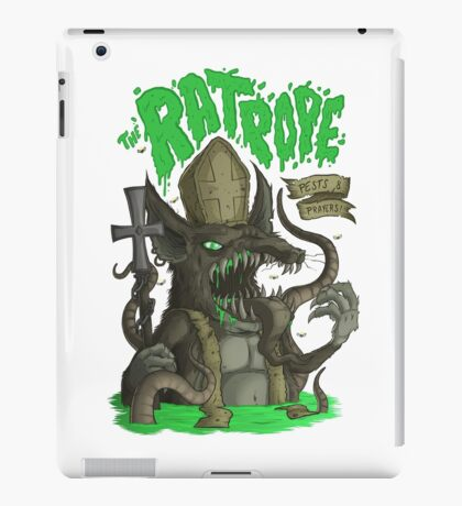 Sewer Lords: The RatPope iPad Case/Skin