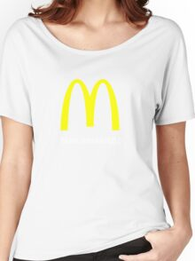 McDonalds Women's Relaxed Fit T-Shirt