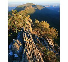 cathedral ranges Photographic Print