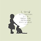 Love Is by catherine bosman