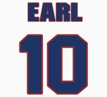 National baseball player Earl Naylor jersey 10 by imsport