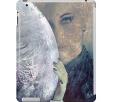The Veil Of Negative Thoughts iPad Case/Skin