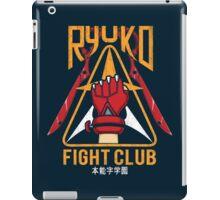 Ryuko Fight Club iPad Case/Skin
