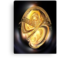 Gilded Cage Canvas Print