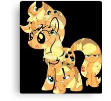 Applejack Roundup Canvas Print