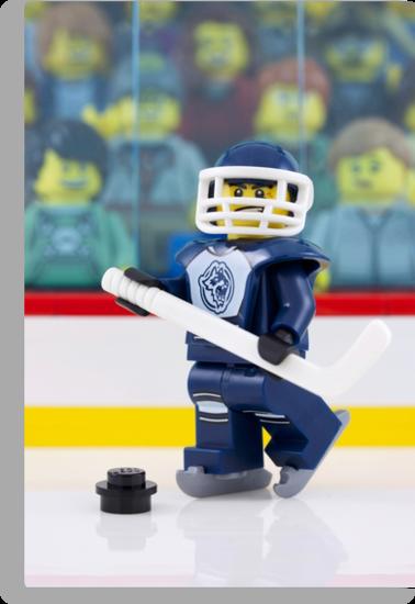 Hockey Night in Canada by powerpig