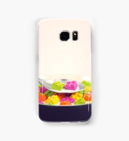 A Balanced Brickfast Samsung Galaxy Case/Skin