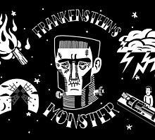 Frankenstein's Monster! by Sara Ropero Díaz-Hellín