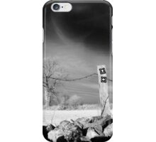 Shepton Mallet Triptych iPhone Case/Skin