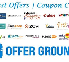 Latest Offers For Online Stores by Offer Ground