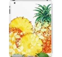 Summer Morning in Funchal iPad Case/Skin
