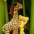 Goldie Belle's Friend by smile4me