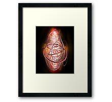 Hearth V2 Framed Print