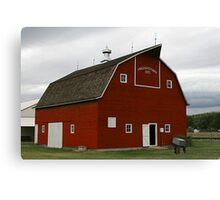 Pritchard Barn, Kansas Canvas Print